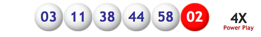 Powerball winning numbers Saturday 08/04/18