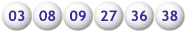 la lotto winning numbers aug 21 2019
